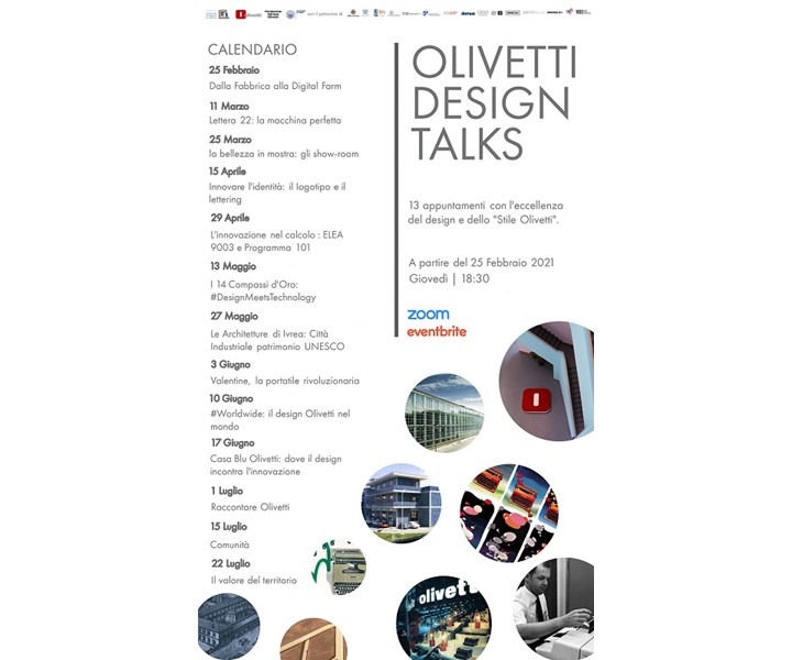 OLIVETTI DESIGN TALKS